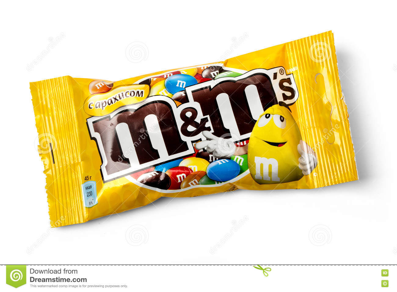 The M&Ms of Marketing