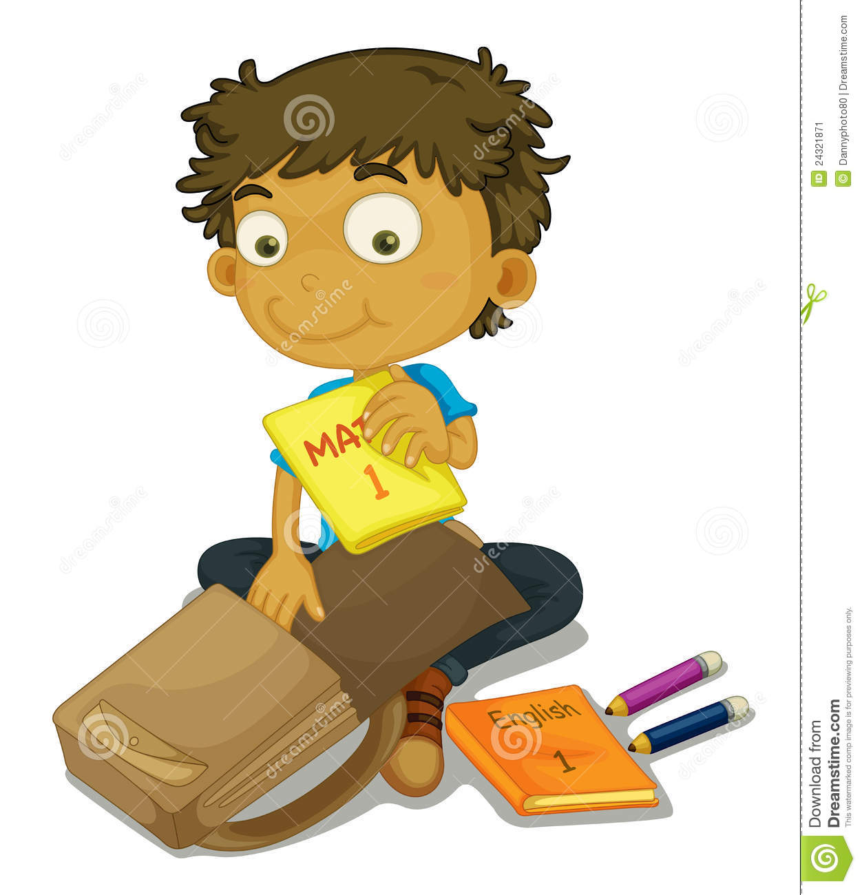 Clipart Packing Backpack packing backpack stock illustrations, vectors ...