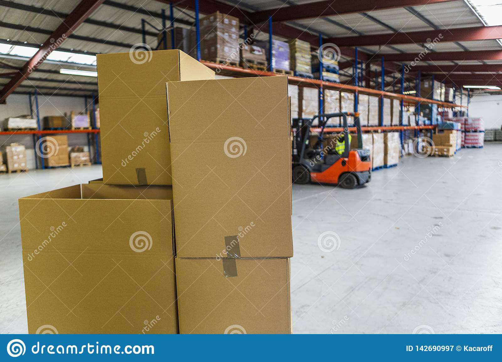 Manufactory factory forklift trucks