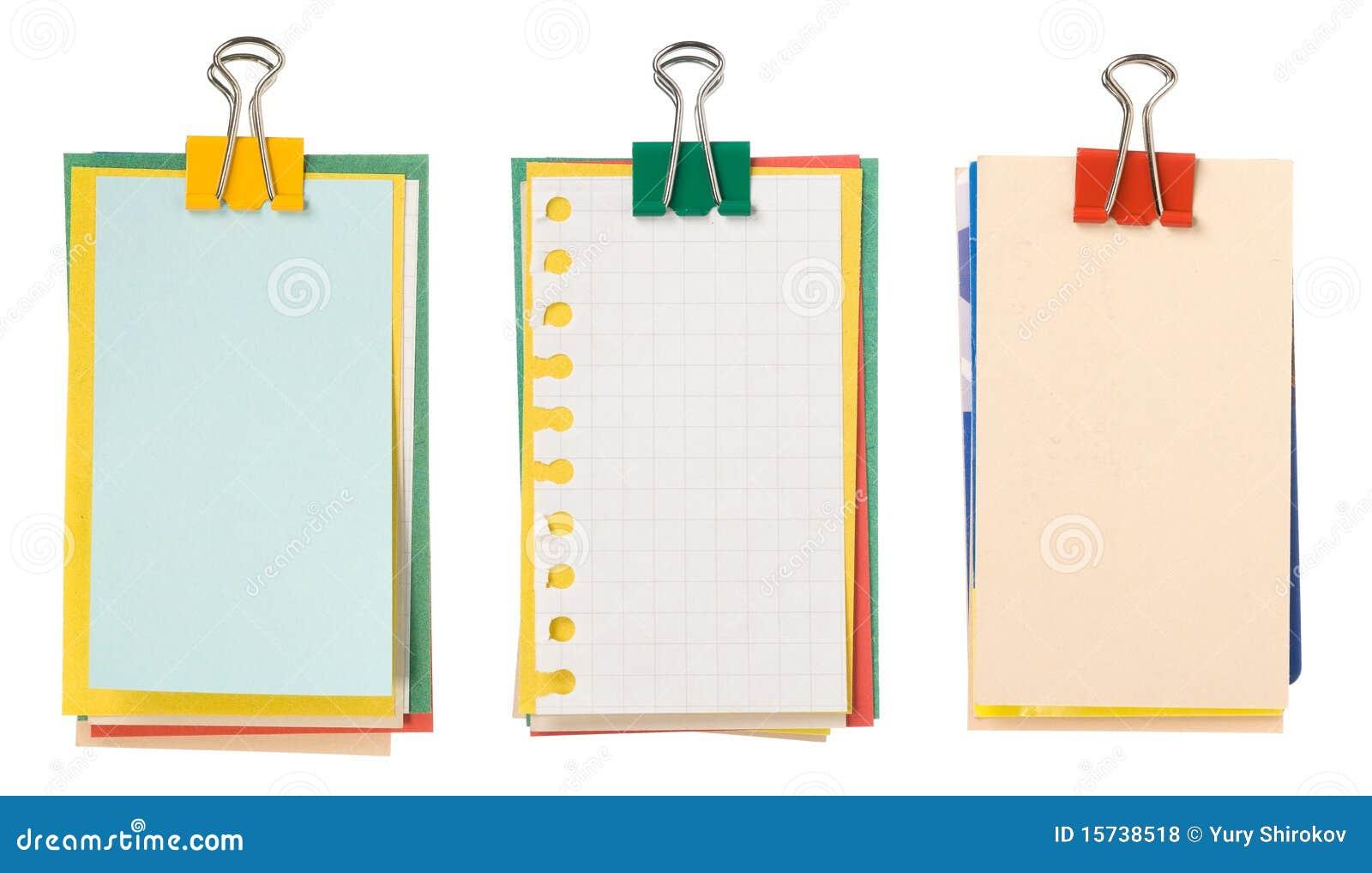 Pacote de papel