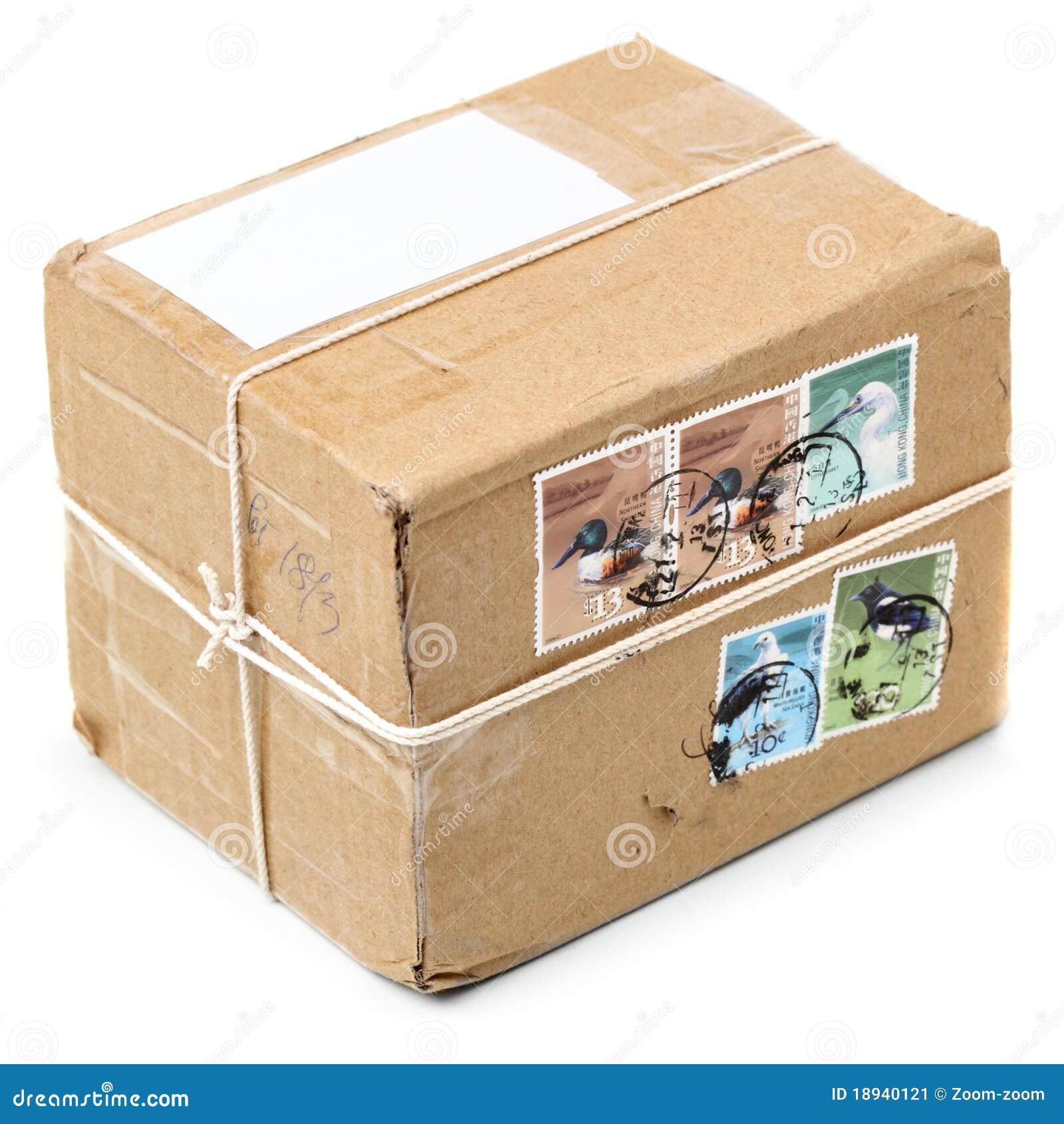 Pacote postal