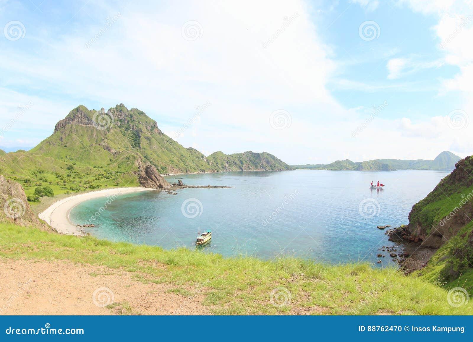Padar Island, Flores