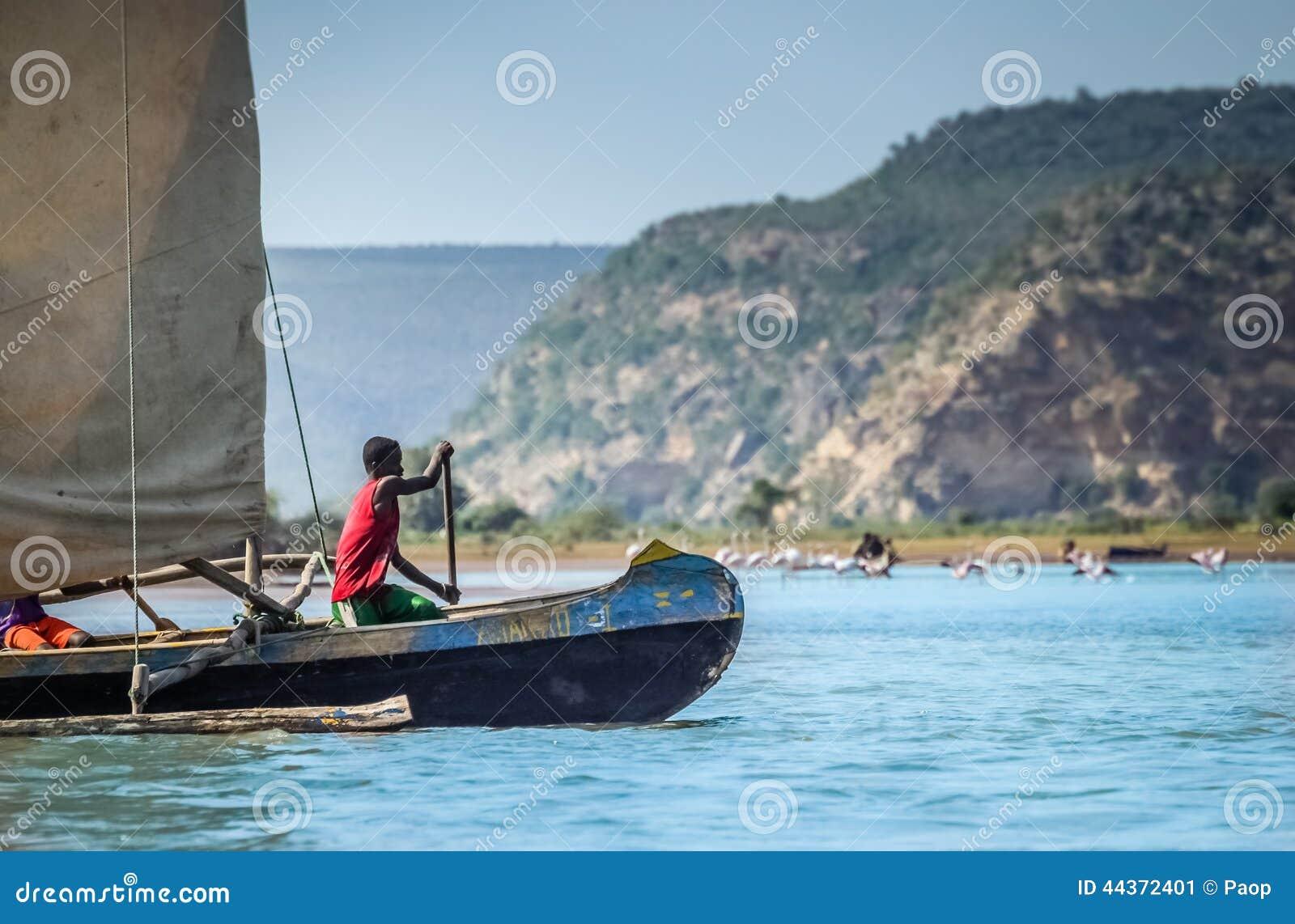 Paddler malgascio