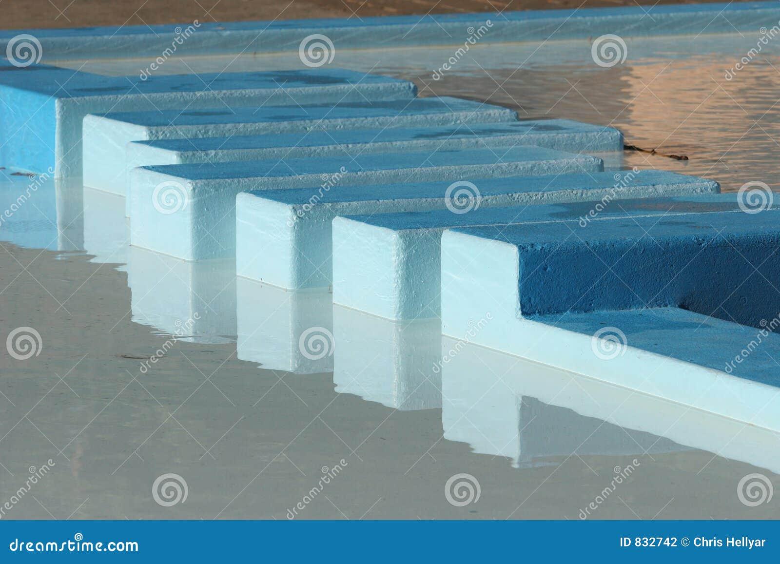 Paddling Pool reflections