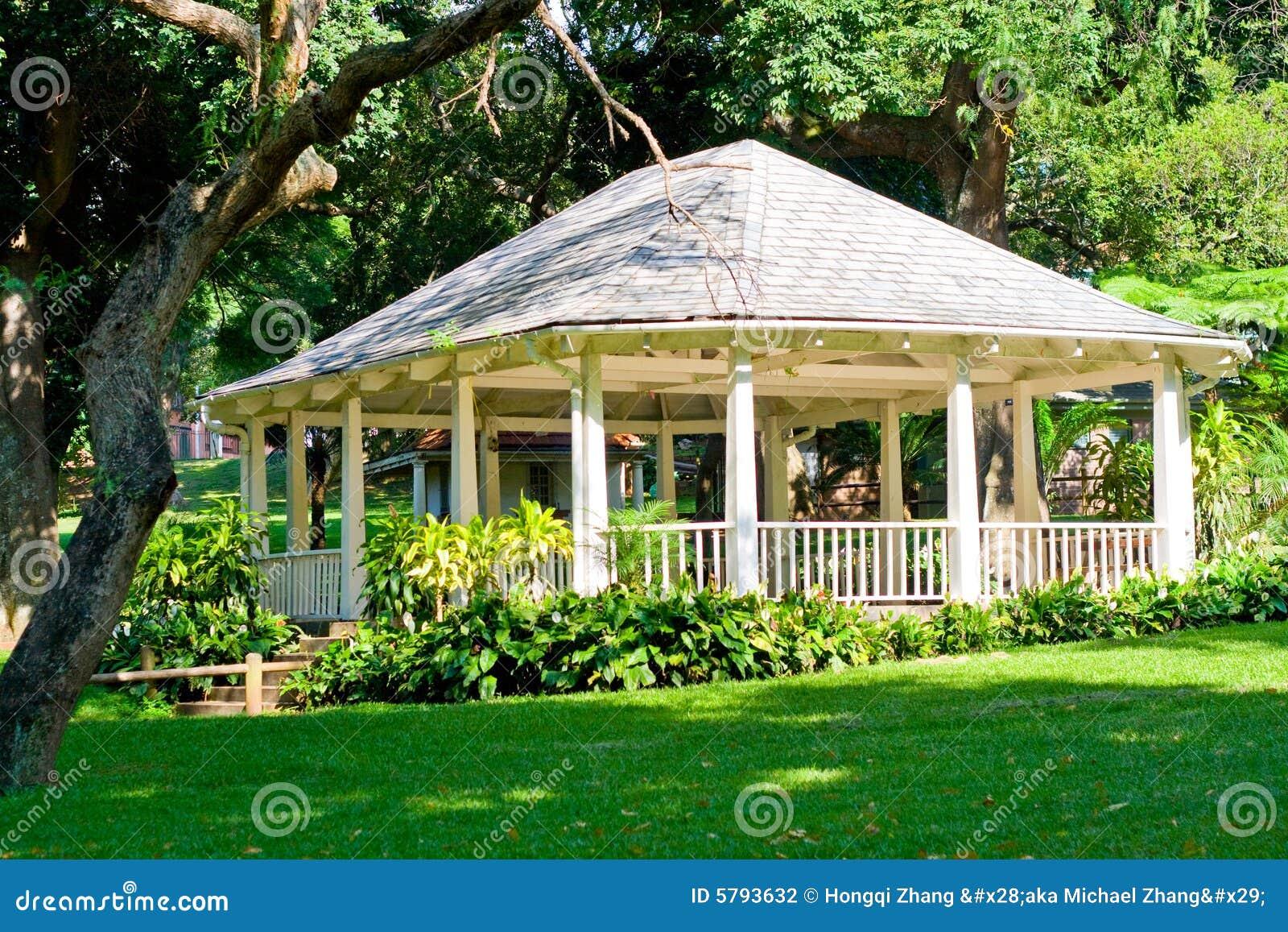 Padiglione del giardino