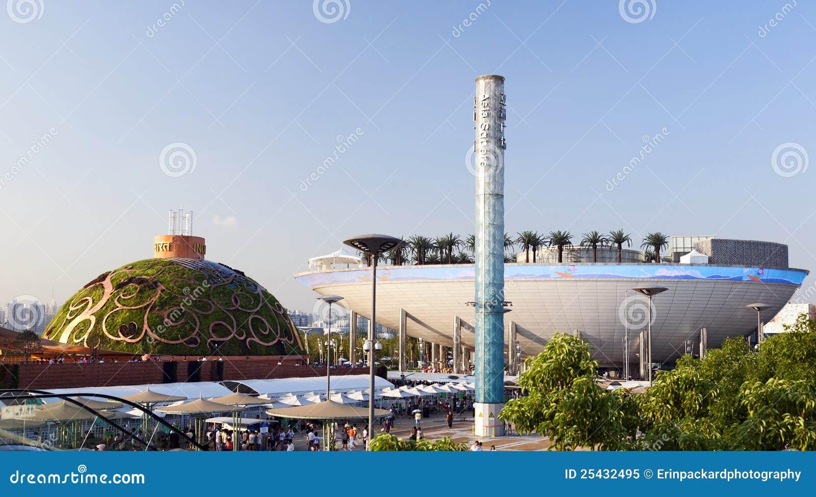 Padiglione dell 39 expo del mondo dell 39 arabia saudita e dell for Costo del padiglione per piede quadrato