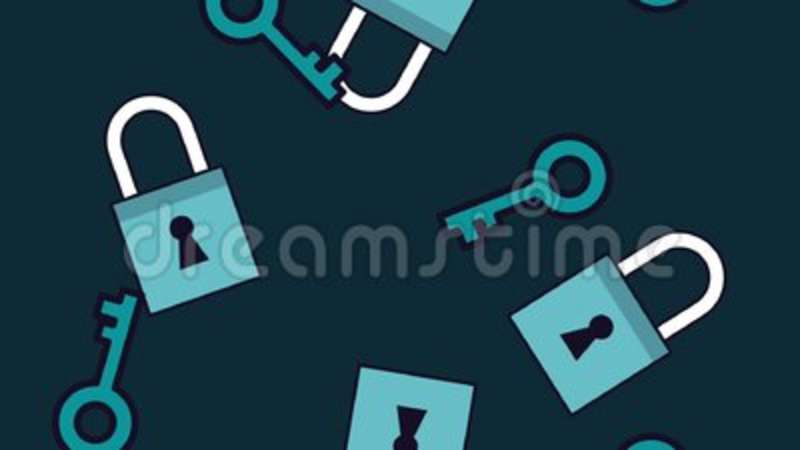 Security And Safety Animation Scenes Stock Footage Video Of