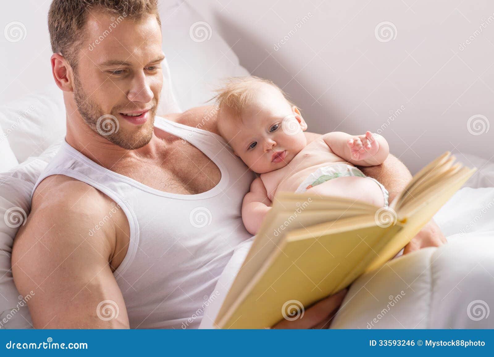 Padre e bambino.