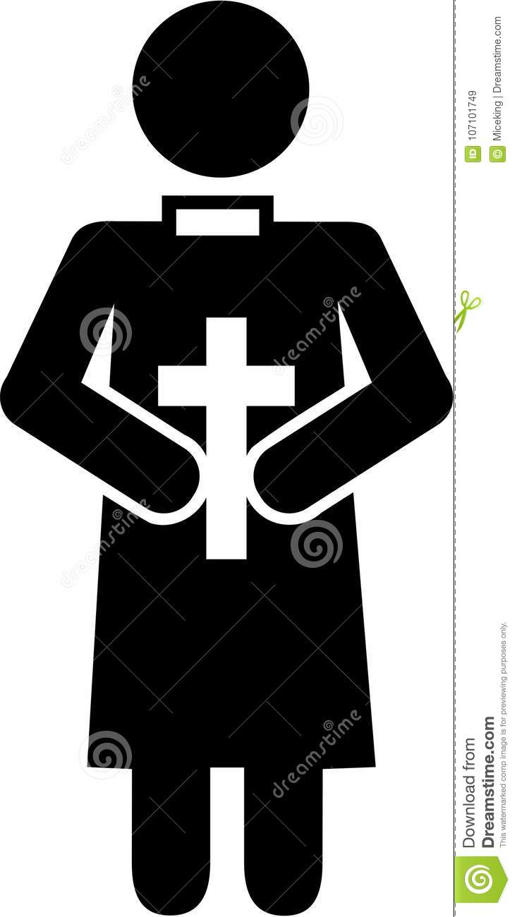 Padre Pastor Pictogram