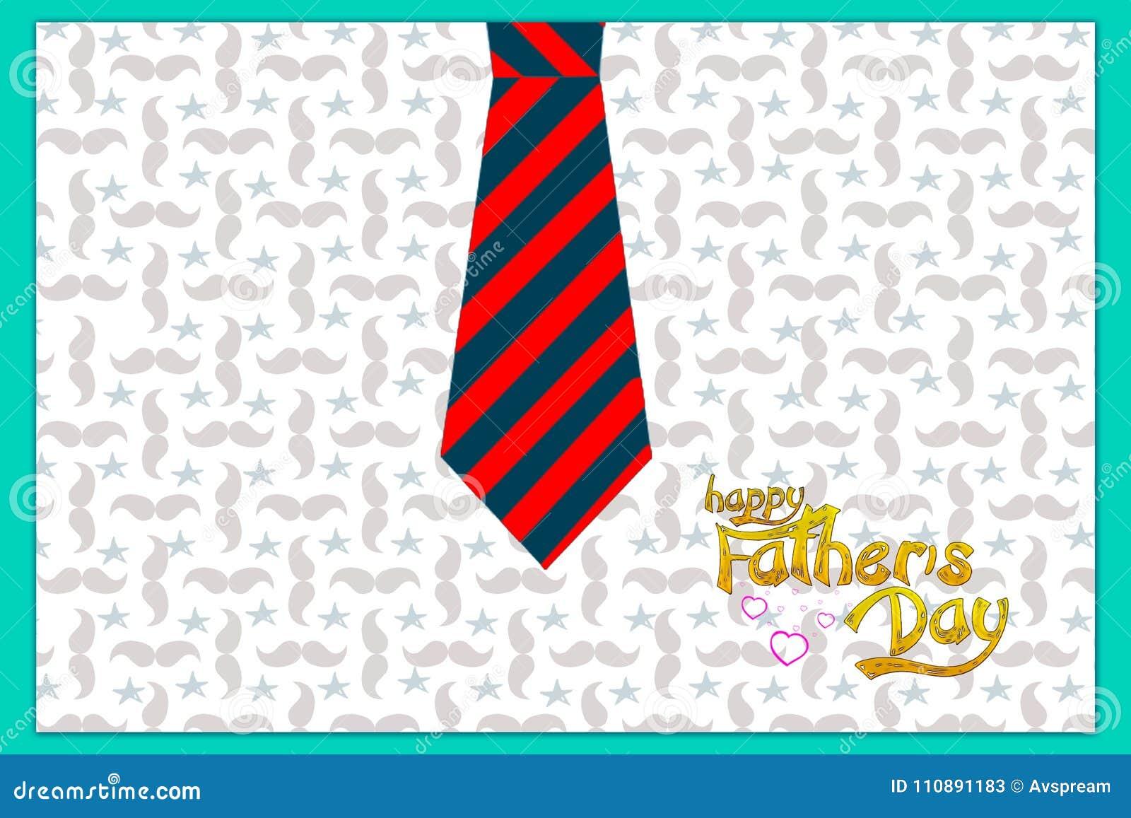 Padre Tarjeta De Felicitación Felices Del Día De S Fondo