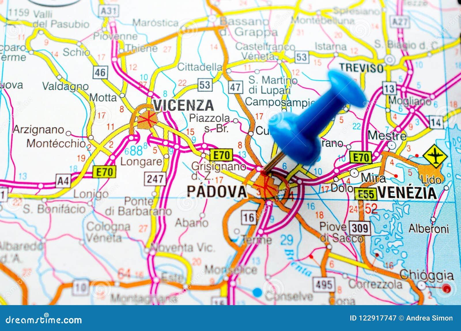 Karte Norwegen D303244nemark.Venedig Karte Europa