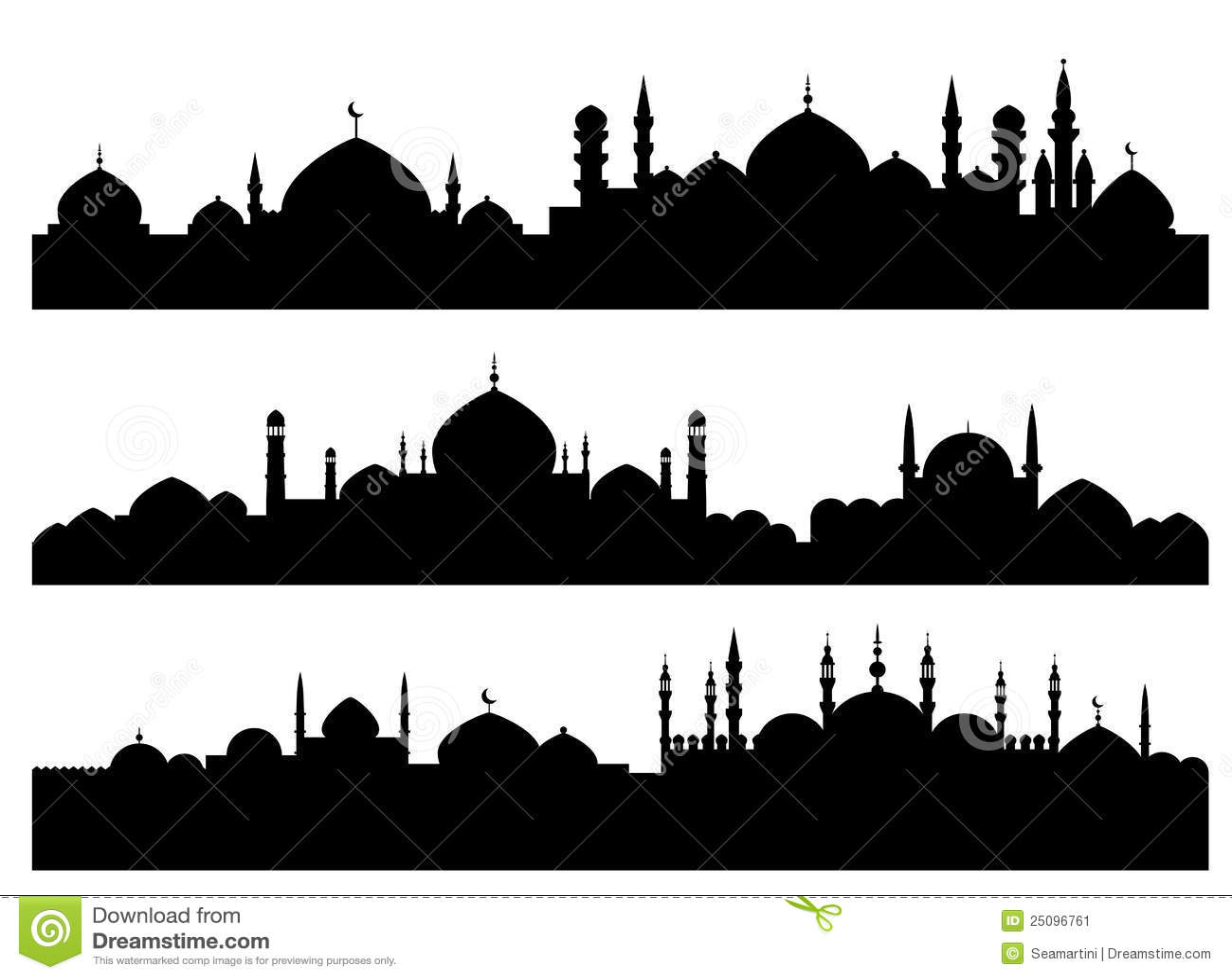 Paesaggi urbani musulmani