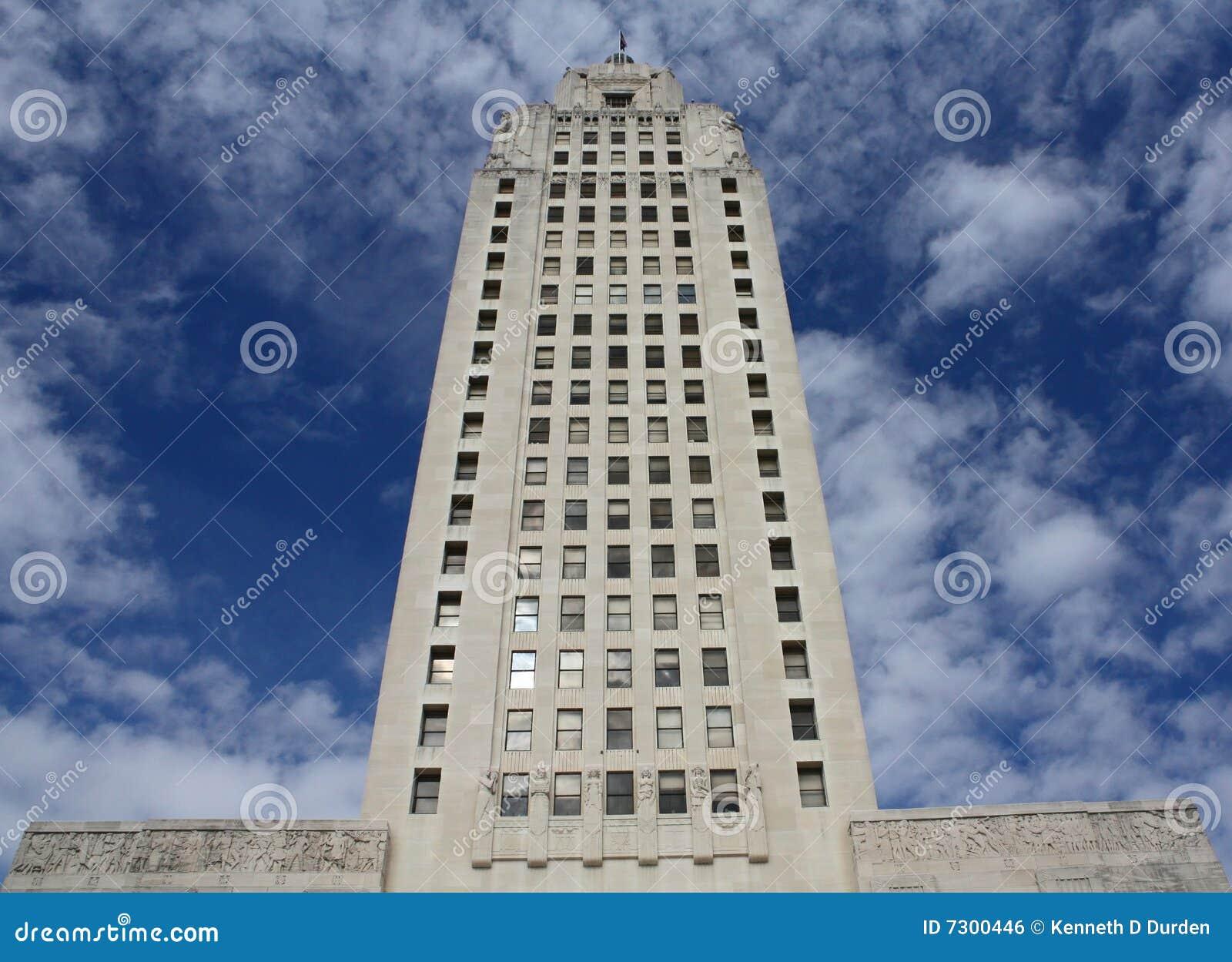 Paesaggio del capitale della Luisiana