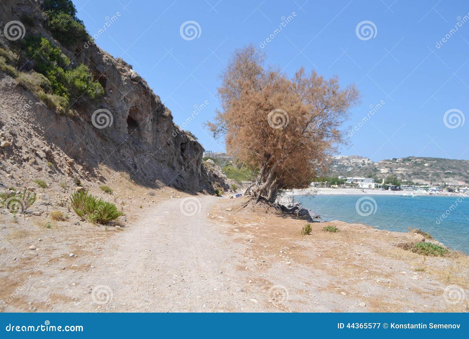 Paesaggio di estate, greco