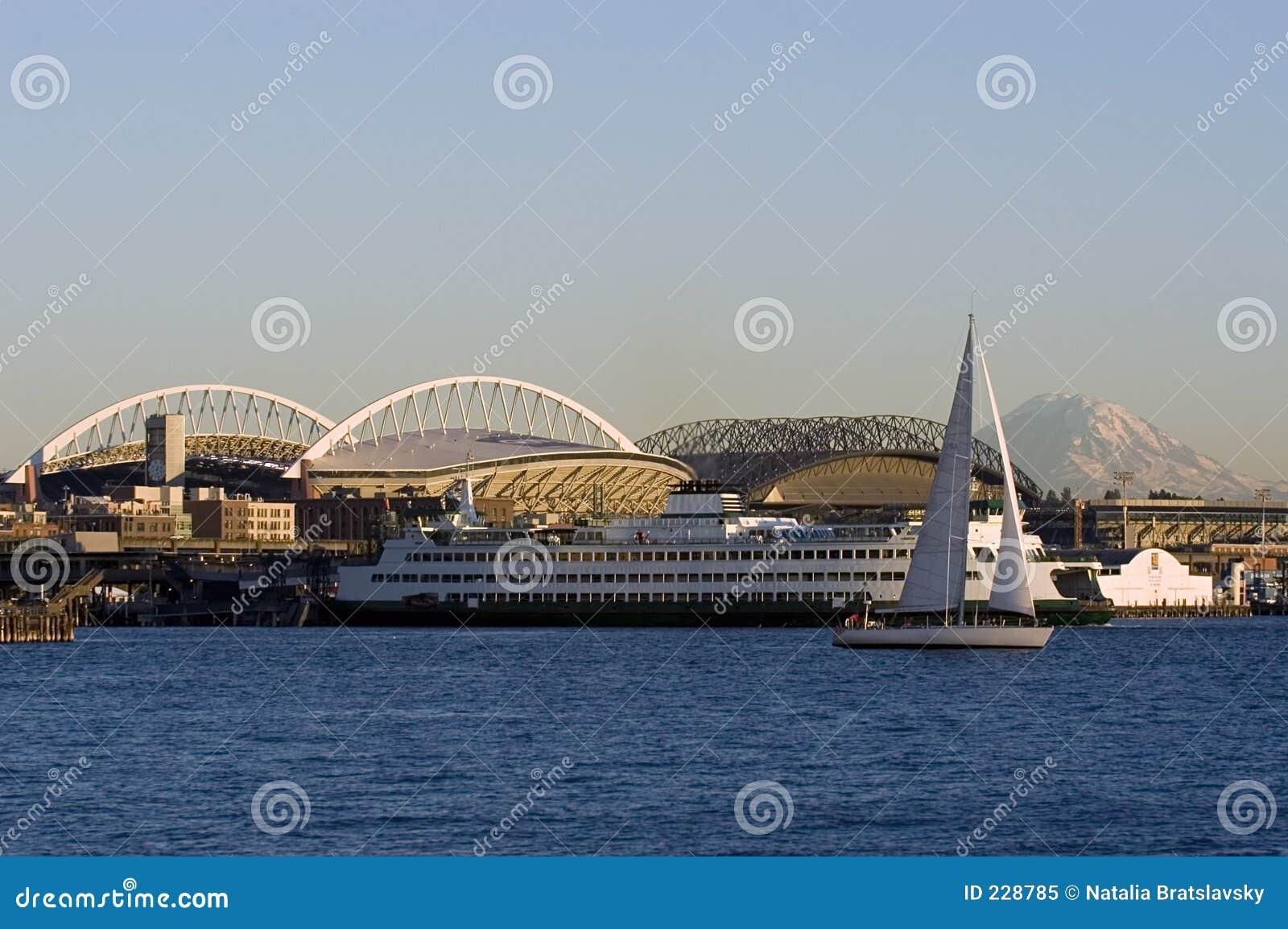 Paesaggio di Seattle