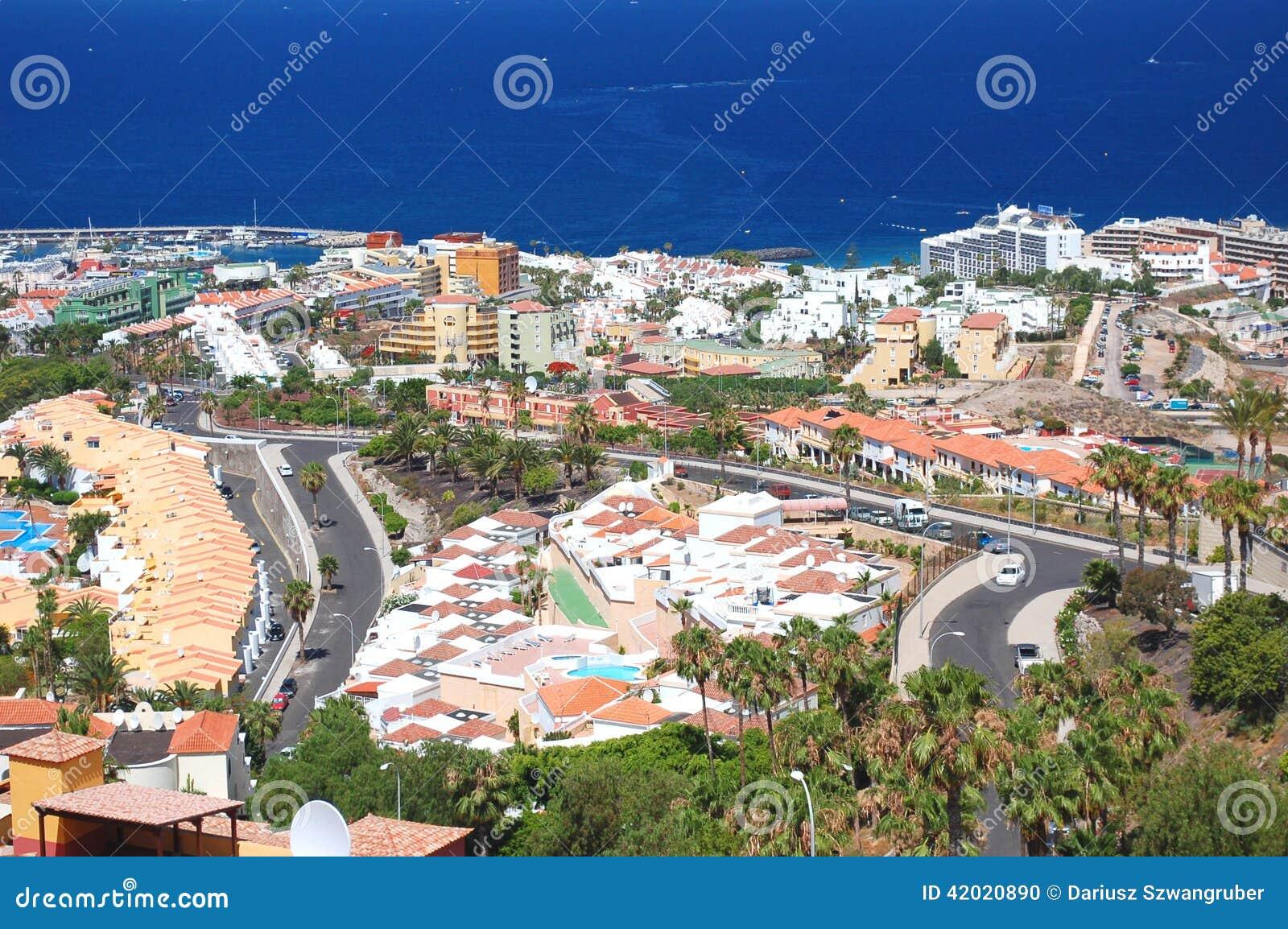 Paesaggio Eccezionale Pittoresco Di Bei Las Americhe Del De ...