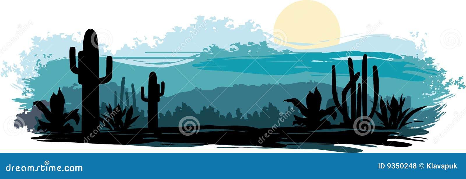 Paesaggio messicano