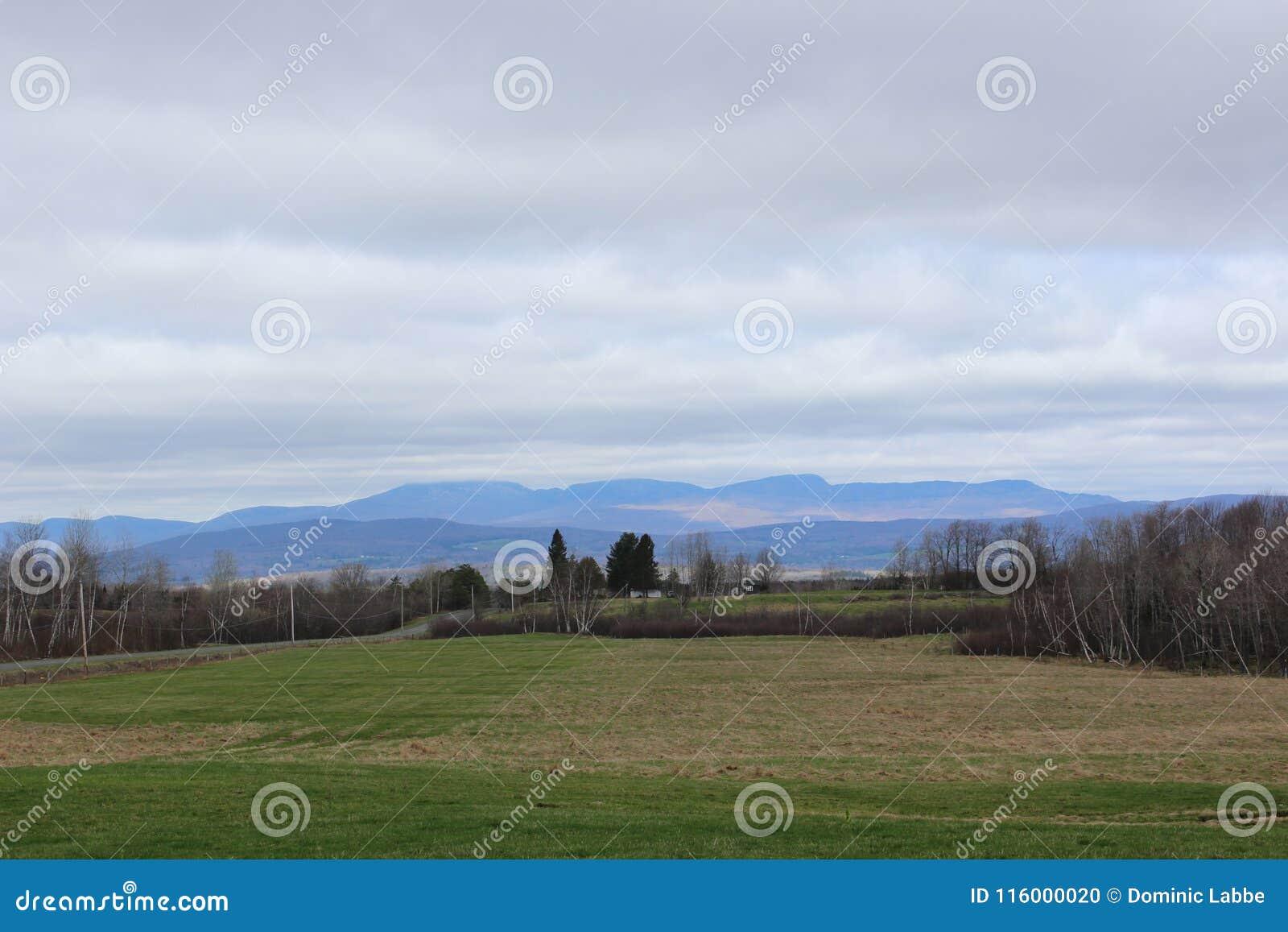 Paesaggio orientale di distretti