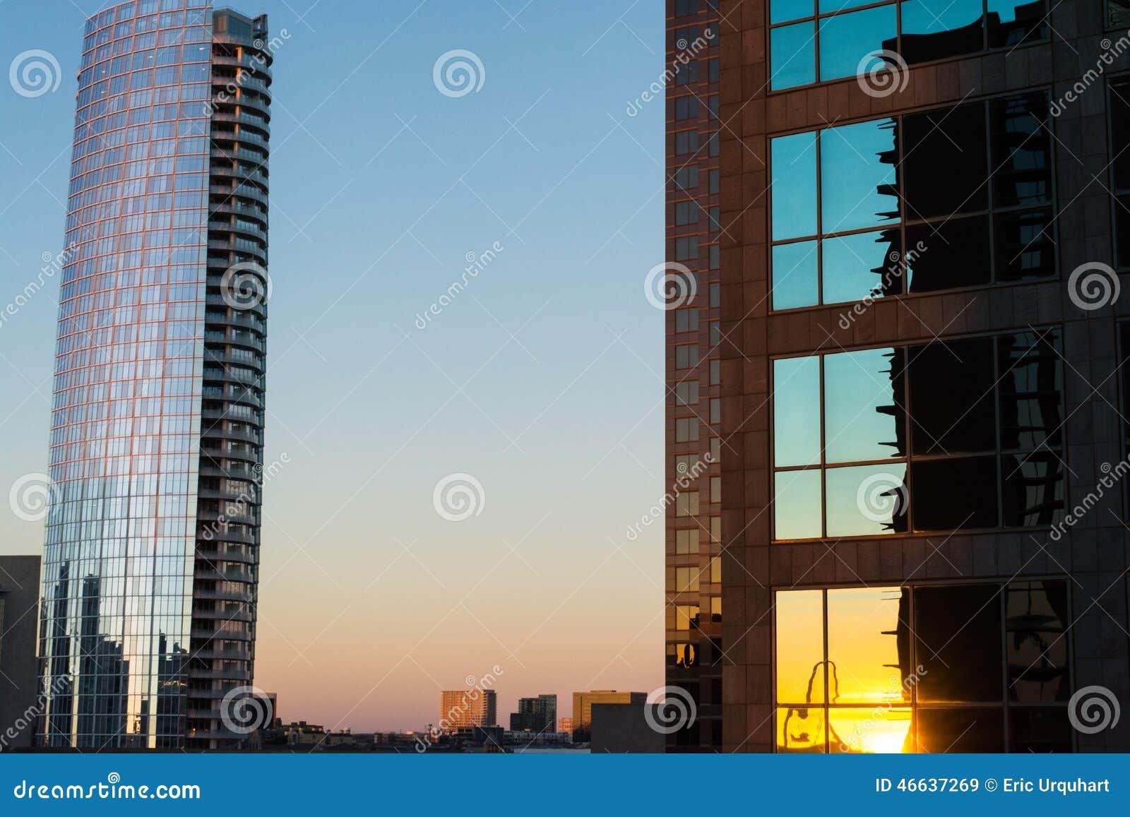 Paesaggio urbano di Dallas