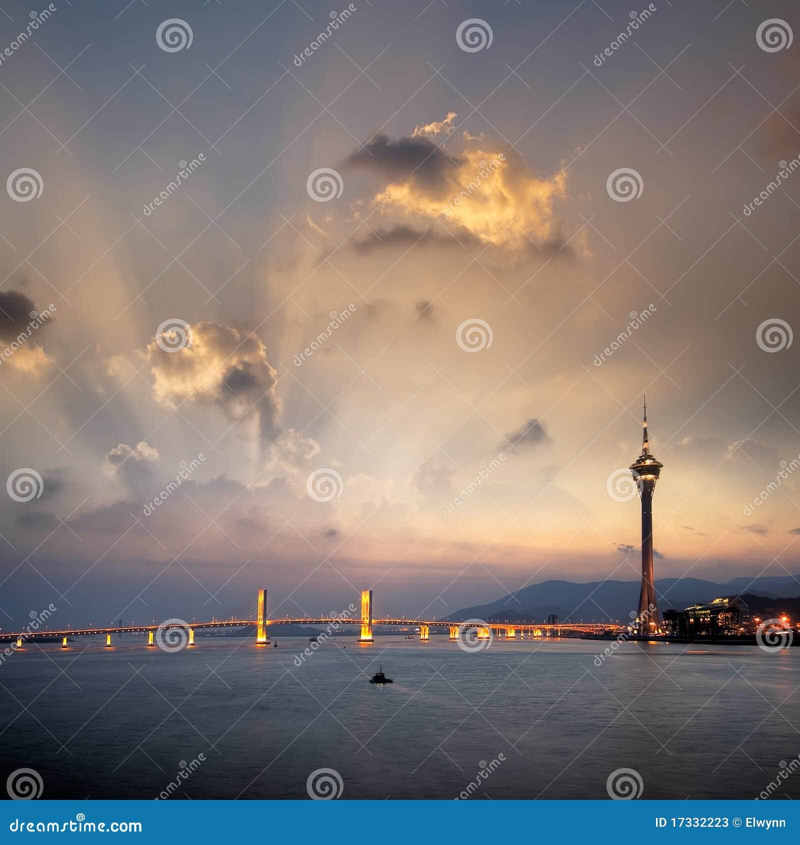 Paesaggio urbano di Macau