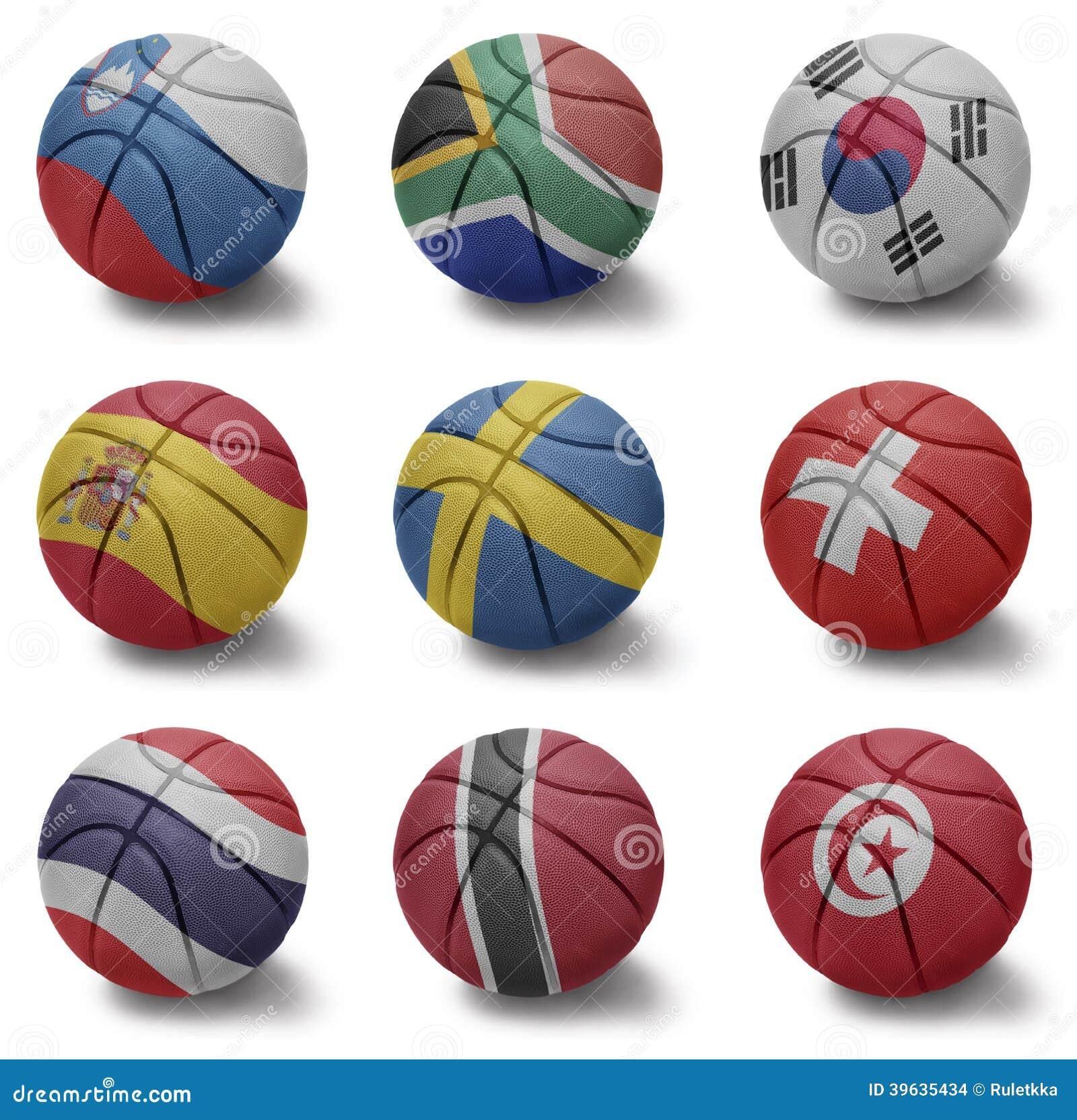 Paesi di pallacanestro dalla s a t fotografia stock - Immagini stampabili di pallacanestro ...