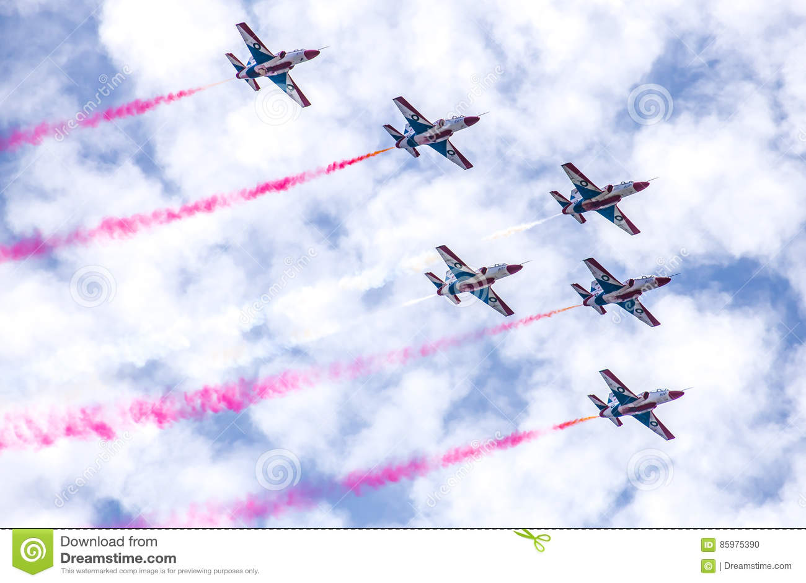 PAF K-8/Hongdu JL-8, le acrobazie aeree di Sherdils Team, Islamabad, Pakistan