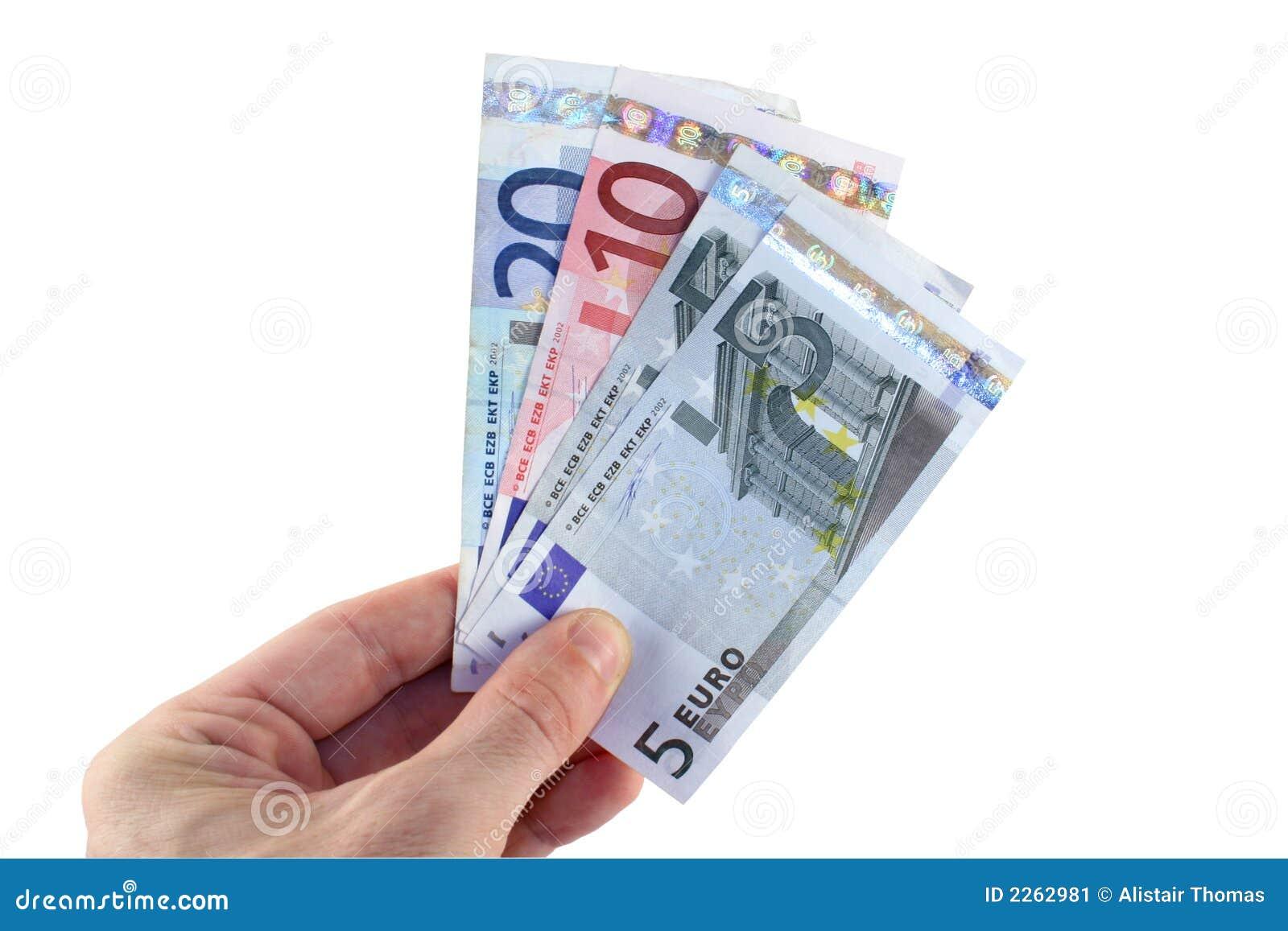 Paga en euros