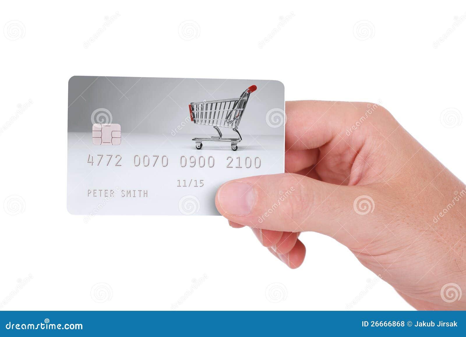 Pagamento con la carta di credito
