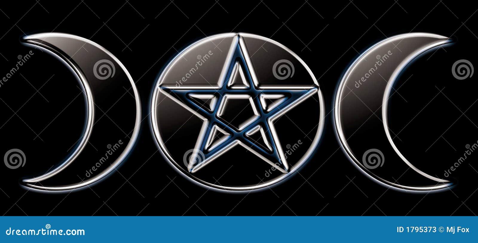 Pagan religion symbol