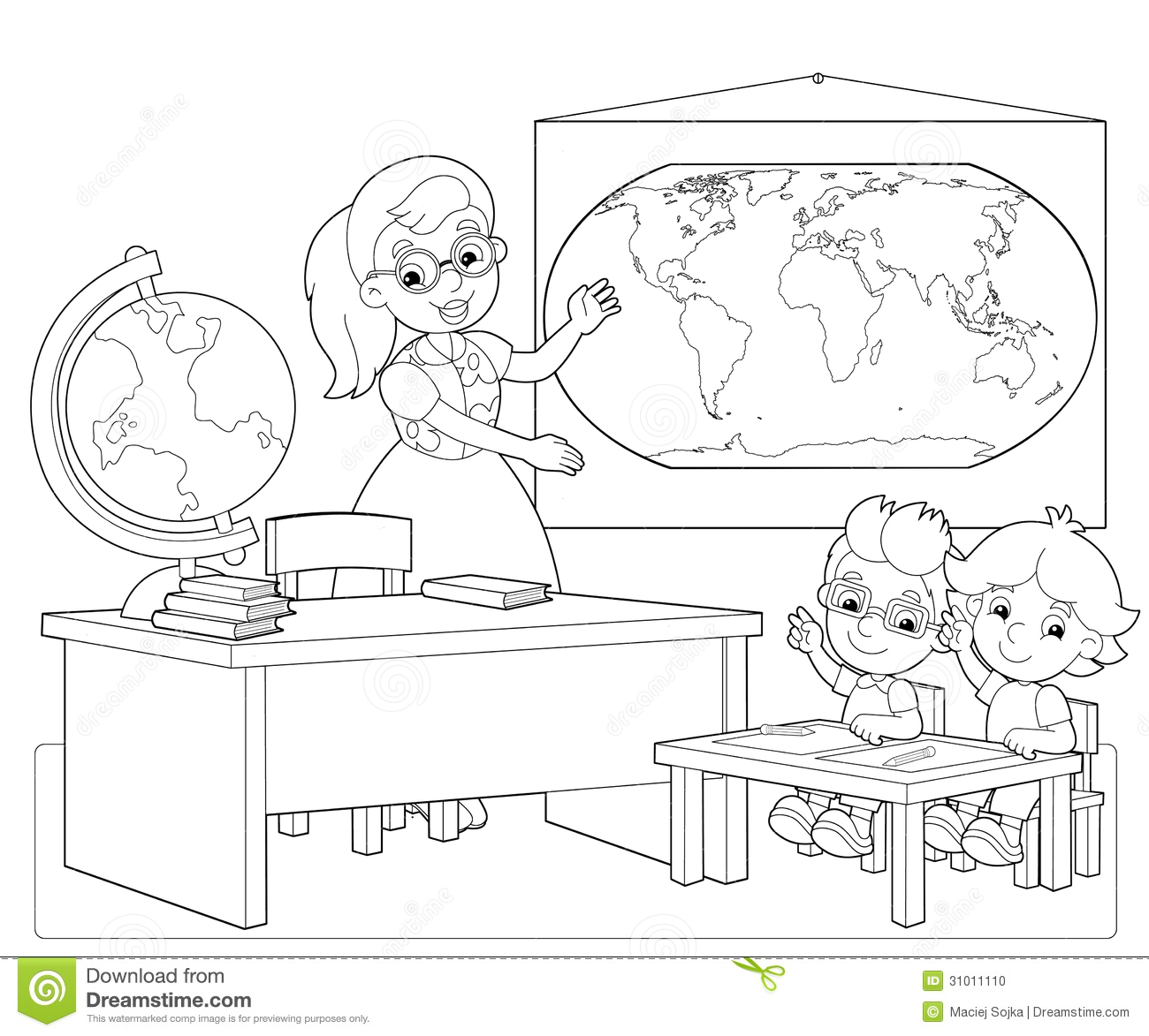 royalty free stock photo download the page with exercises for kids coloring book