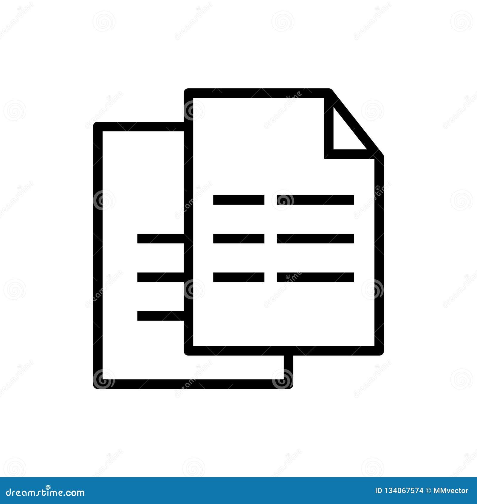 Pagina con un segno e simbolo d angolo arricciati di vettore dell icona isolata su fondo bianco, pagina con un concetto d angolo