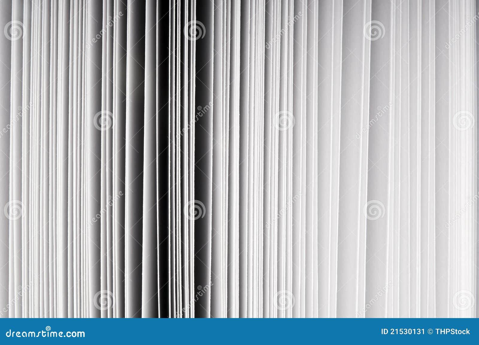 Paginaciones de papel