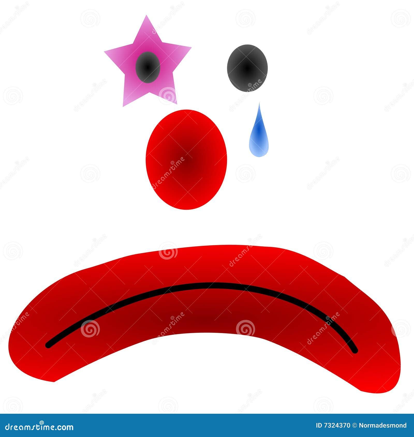 Download Pagliaccio illustrazione di stock. Illustrazione di clown - 7324370