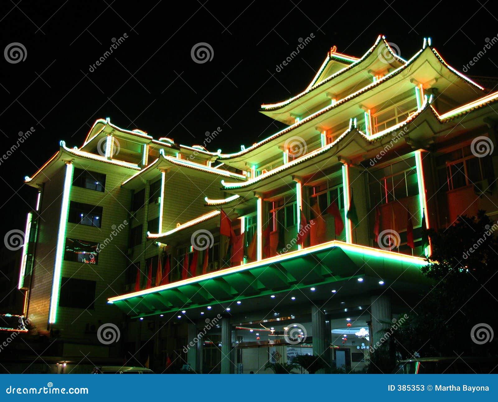 Pagoda chinoise