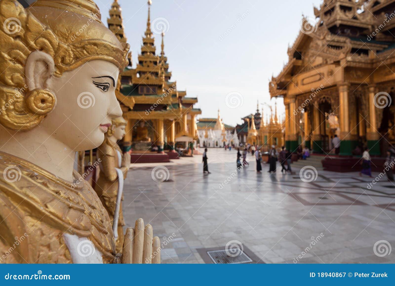Pagoda de Schwedagon