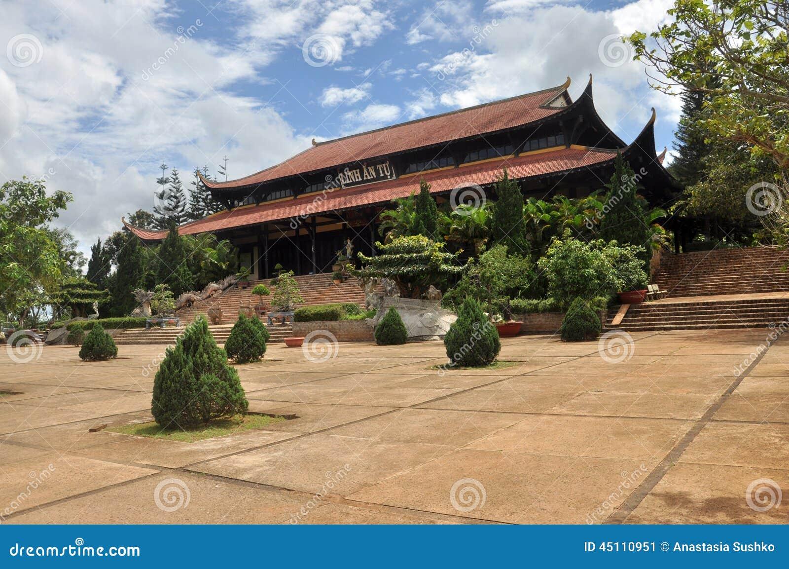 Pagoda Linh An, Vietnam