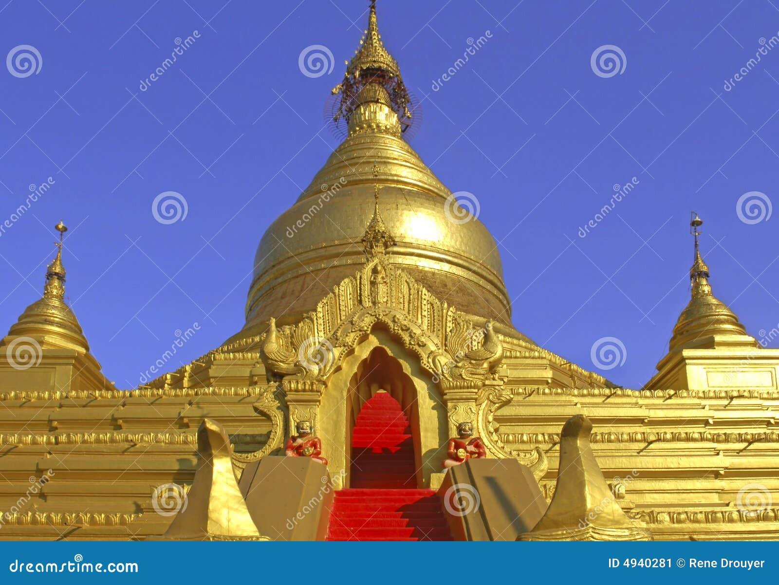 Pagoda mandalay myanmar