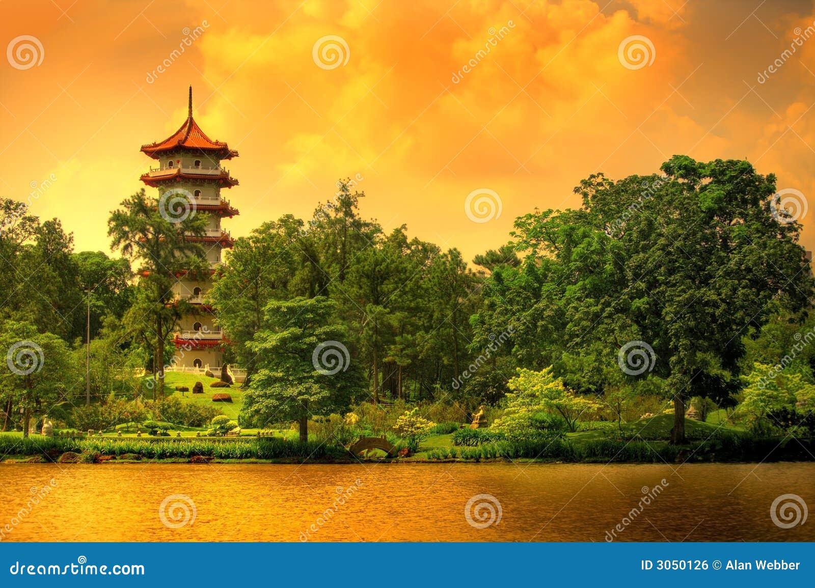 Pagoda singapore