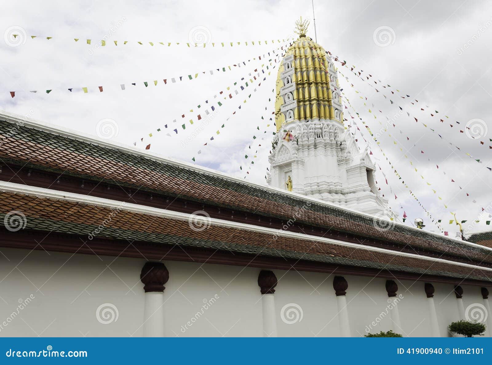 Pagoda Wat Phra Sri Rattana Mahathat Phitsanulok, al norte de Thaila