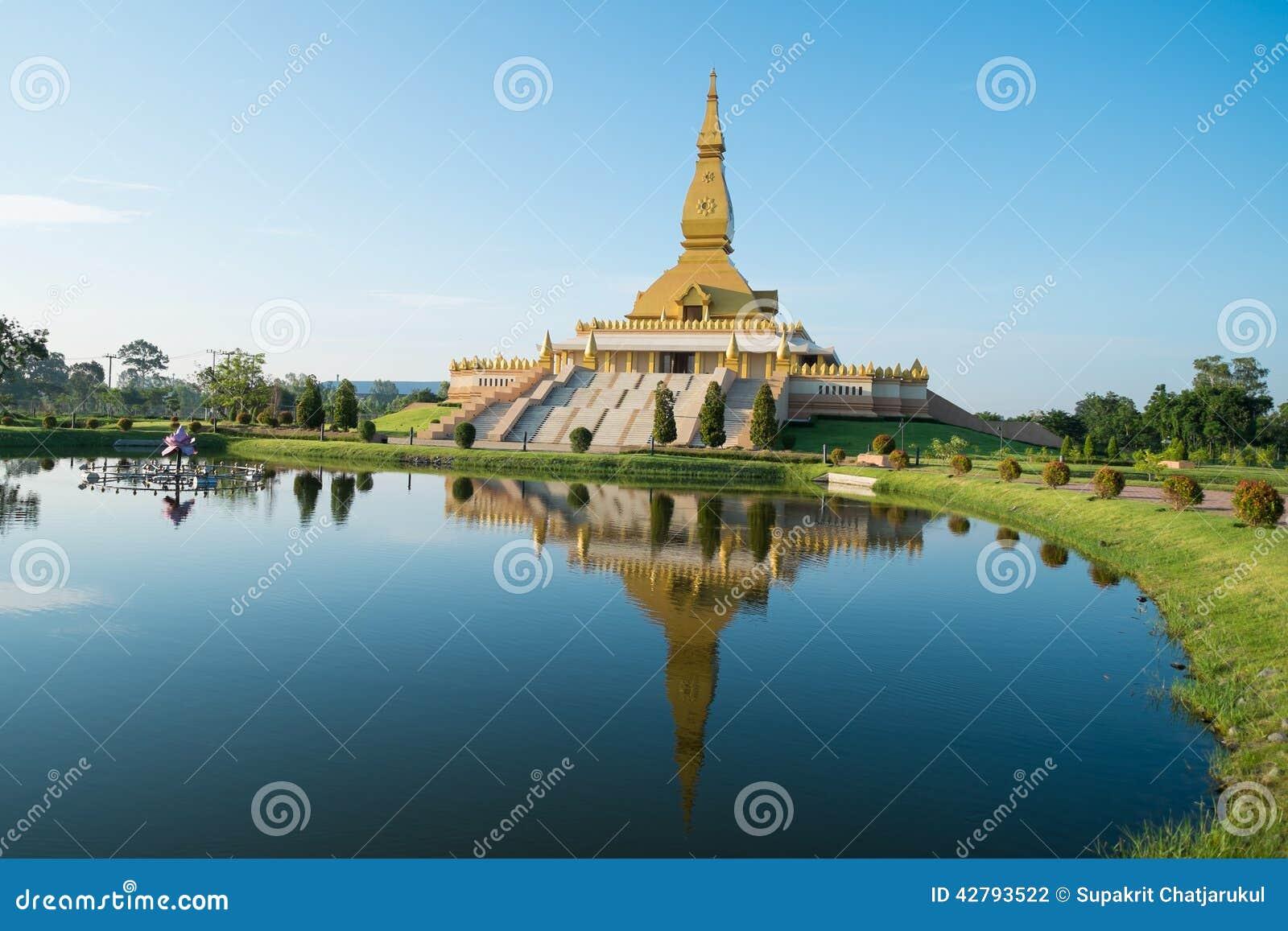 Pagode von Thailand