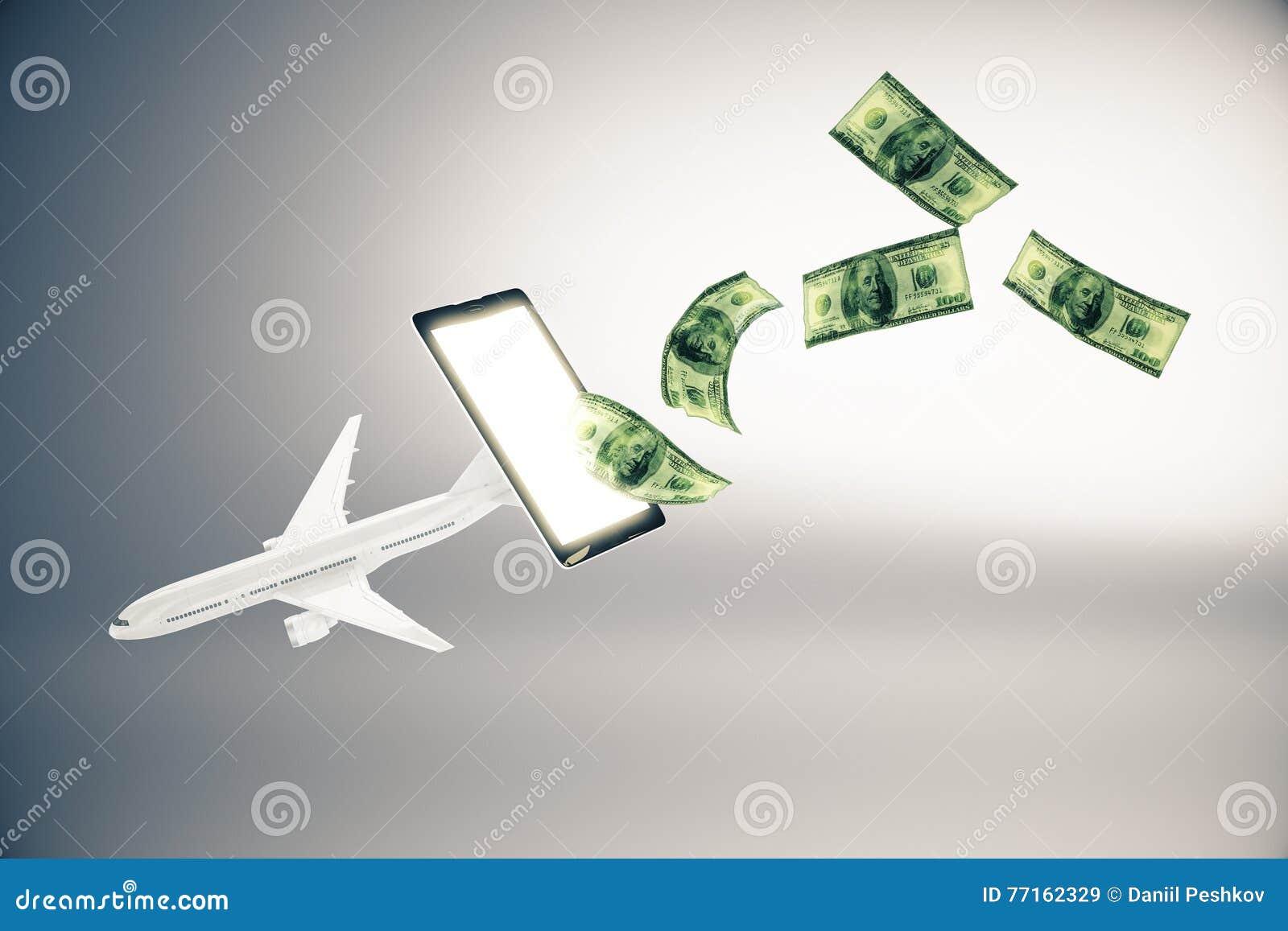 Paiement en ligne pour des billets d avion