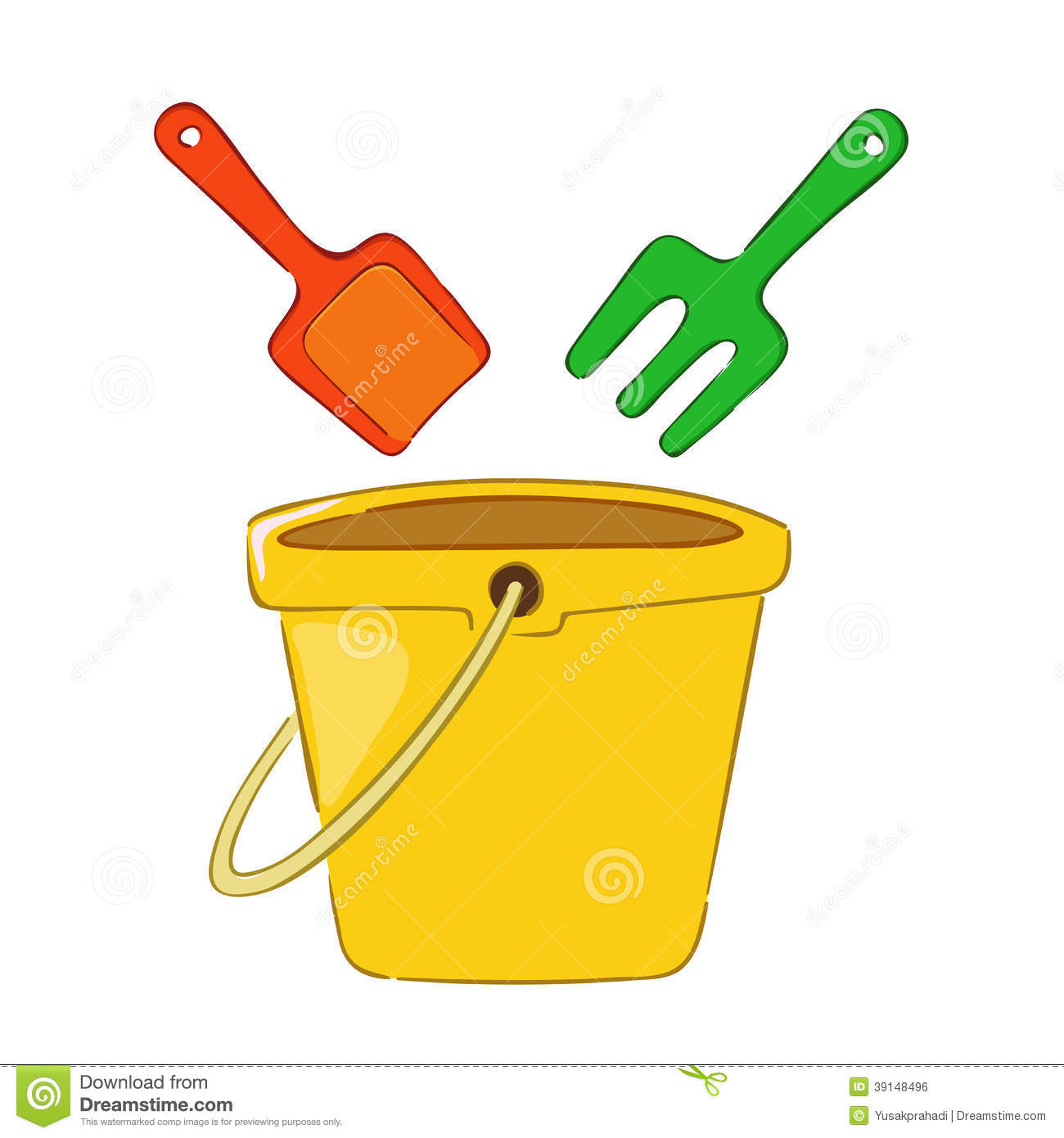 Uncategorized Toy Pail pail and shovel beach toys stock vector image 39148496 royalty free photo download toys
