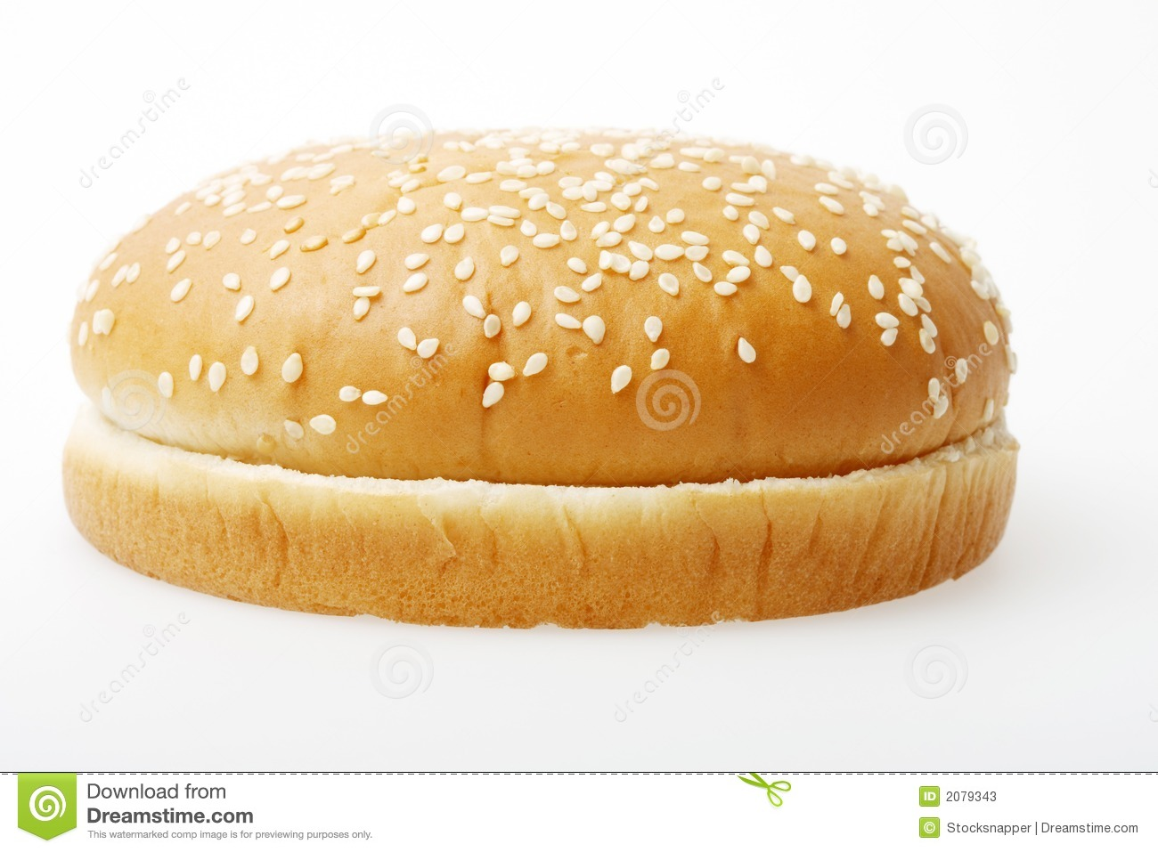 Pain d hamburger