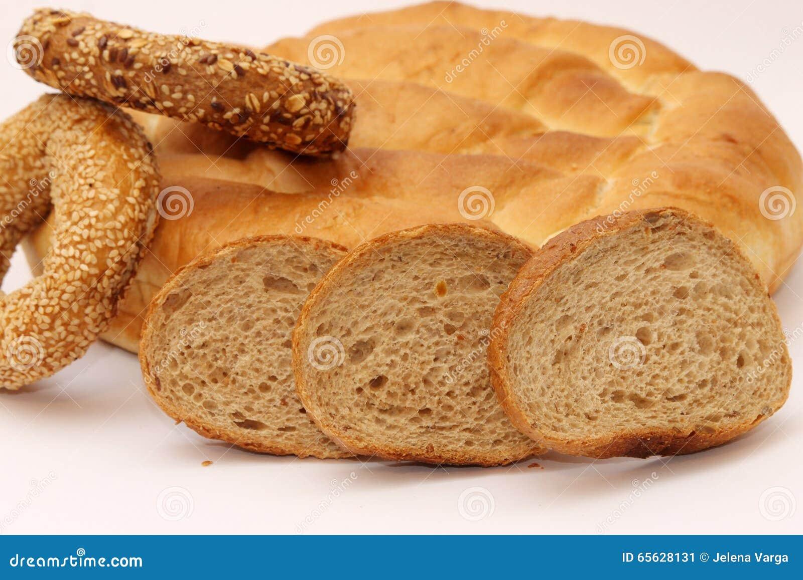 Pain et petits pains