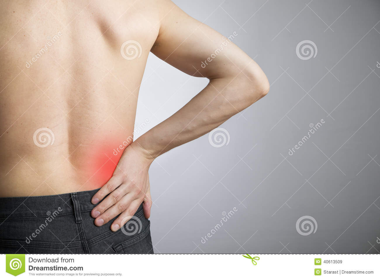 Lower back pain cialis