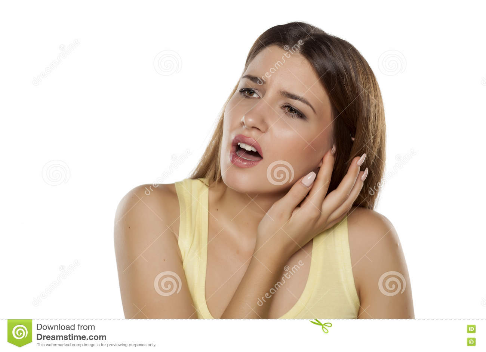 Painful ear