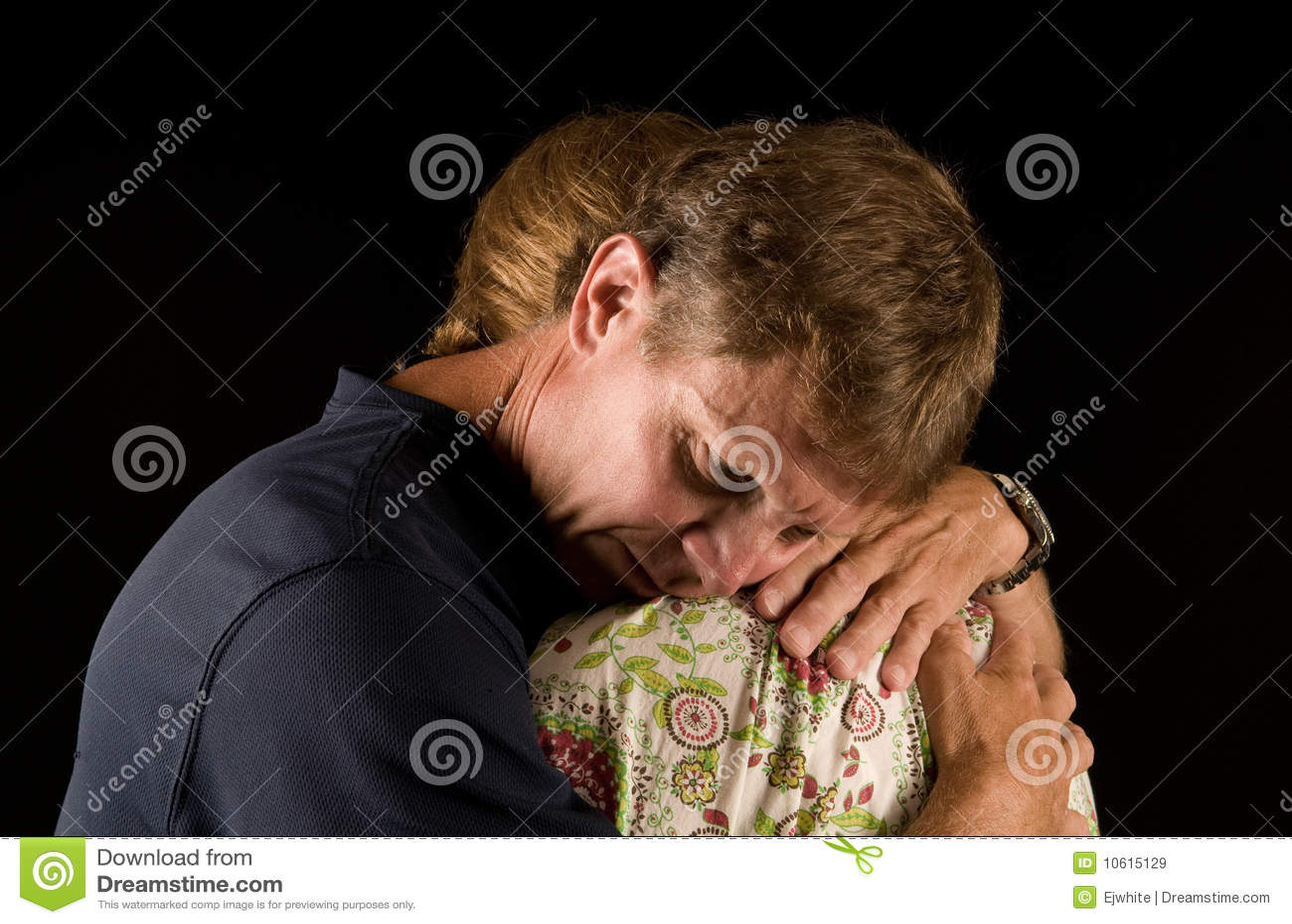Painful embrace