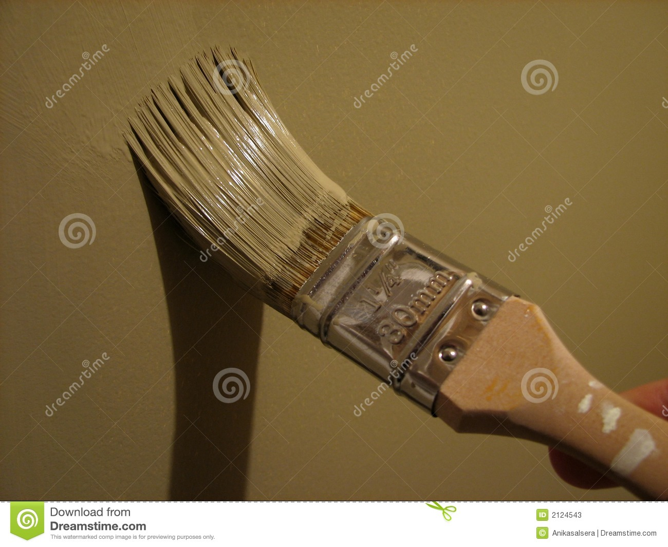 how to clean water based paint brushes
