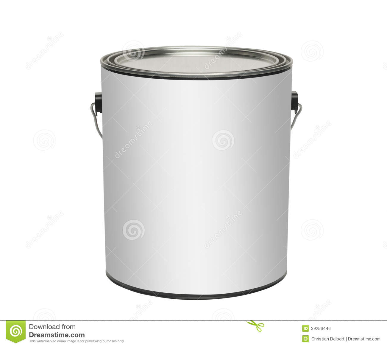 paint can  isolated on white stock photo image 39256446 Blue Paint Bucket Clip Art Paint Bucket Clip Art Black and White