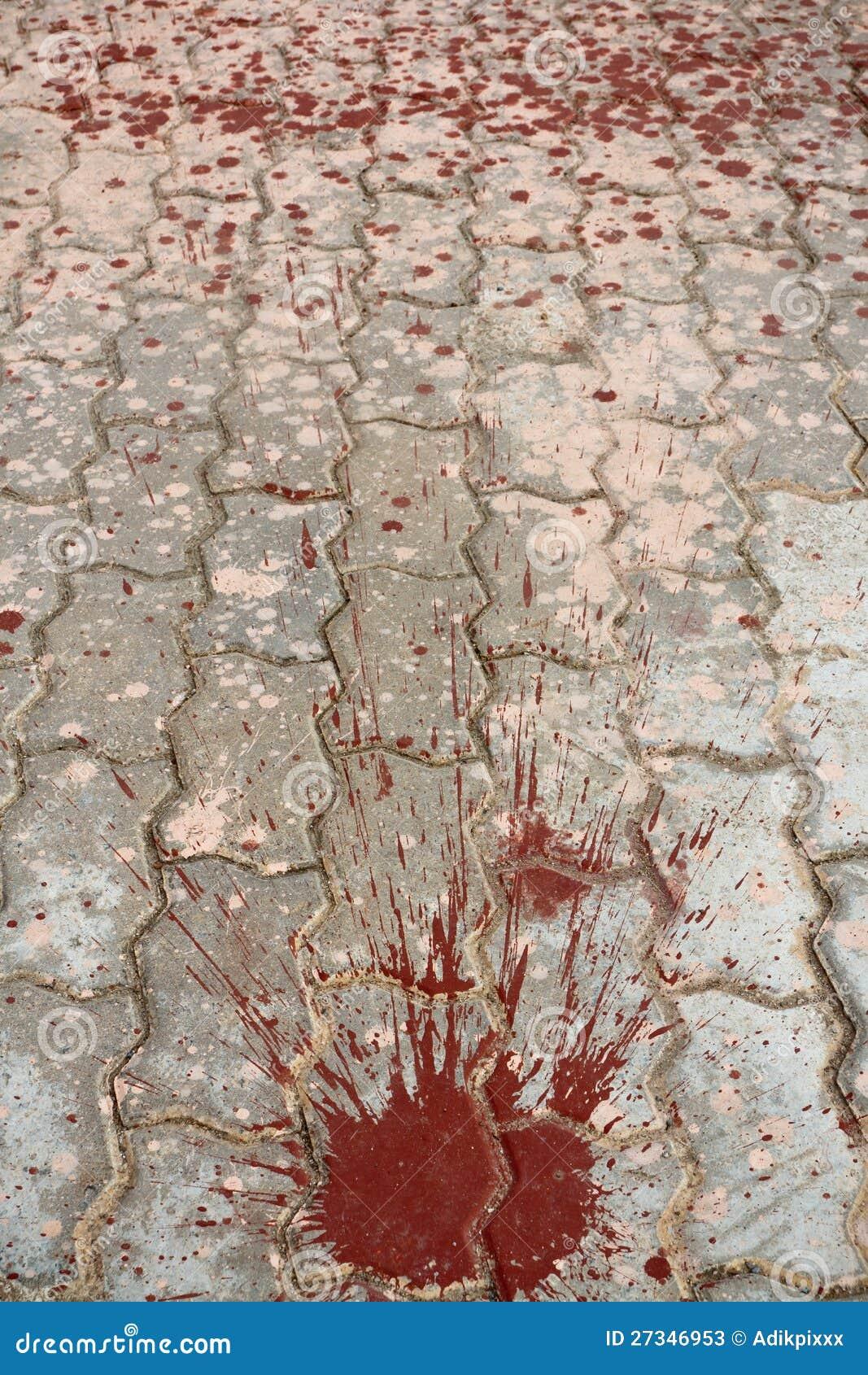 Concrete sidewalk paint